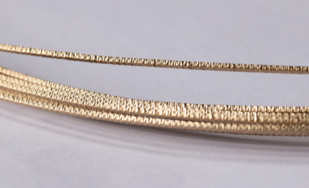 Picture for category 14/20 Gold-Filled Sparkle Square Wire (Soft)