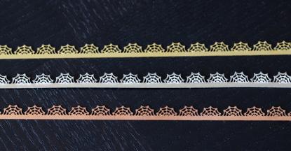 Picture of Spider Web Bezel Wires (Set of 3 metals)